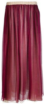 Forte Forte pleated maxi skirt