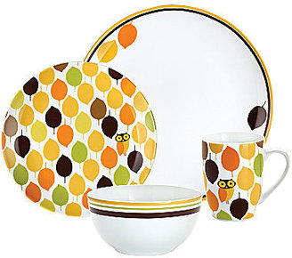 Rachael Ray Little Hoot Dinnerware Collection