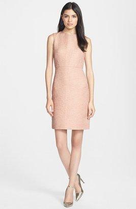 Kate Spade 'della' Woven Sheath Dress