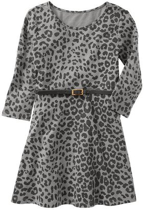 Gap Belted print dress