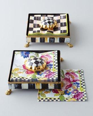 Mackenzie Childs MacKenzie-Childs Flower Market Disposable Napkins & Guest Towels