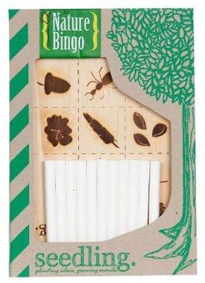 Kid o Seedling Nature Bingo