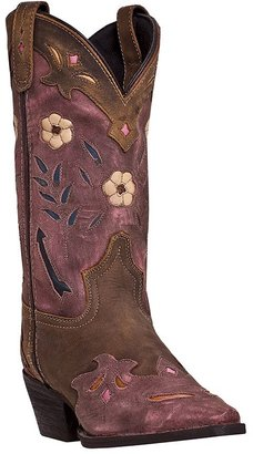 Laredo Leather Cowboy Boots - Miss Kate
