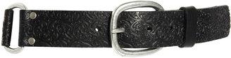 Pieces Fiala Leather Jeans Belt