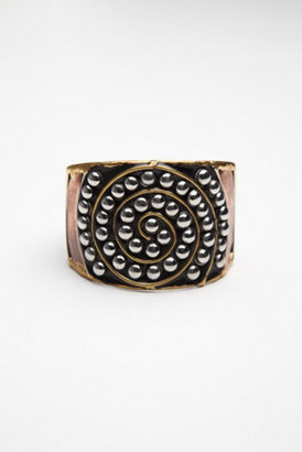 Free People Mixed Metals Cuff