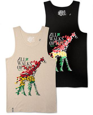 Lrg Big and Tall T-Shirt, All Walks of Life Tank Top