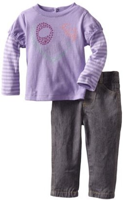 Babytogs Baby Togs Baby-Girls Infant Pant Set