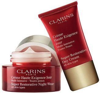 Clarins Super Restorative Night Coffret