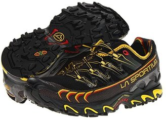 La Sportiva Ultra Raptor (Black/Yellow) Men's Shoes