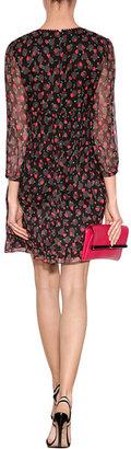 Diane von Furstenberg Leather Urban Sandals