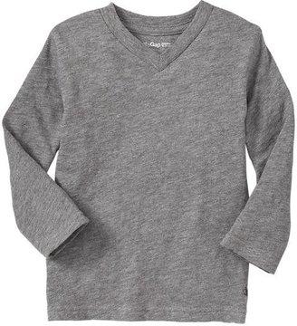 Gap Long-sleeve V-neck T