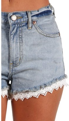 Free People Lacey Cutofff Short