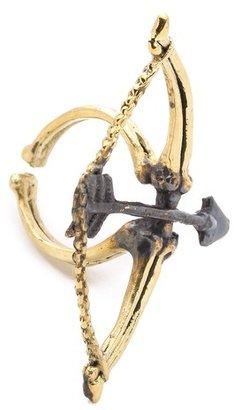 Monserat De Lucca Sagittarius Ring
