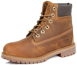Timberland Authentics 6 Inch Waterproof Boys' Boots