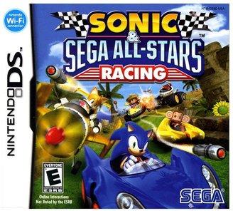 Nintendo Sonic & sega all-stars racing for ds
