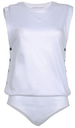 Christophe Lemaire Sleeveless t-shirt