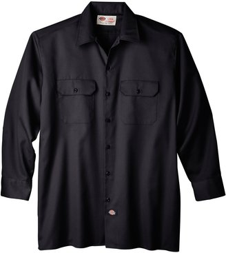 Dickies Big & Tall Original-Fit Work Shirt