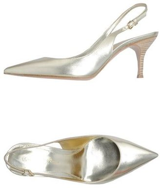 Gianvito Rossi Slingbacks