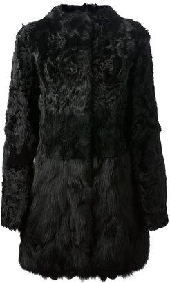 Yves Salomon Meteo By fur coat