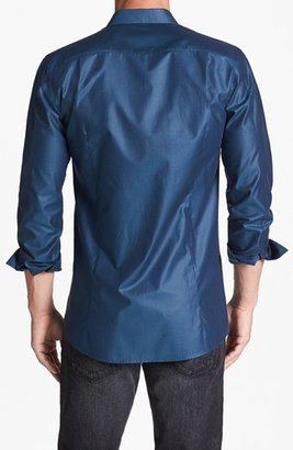 HUGO 'Endrio' Trim Fit Sport Shirt