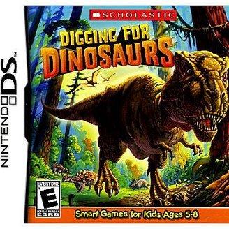 Nintendo DSTM Digging For Dinosaurs