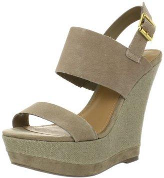 Steve Madden Women's Warmthh Wedge Sandal
