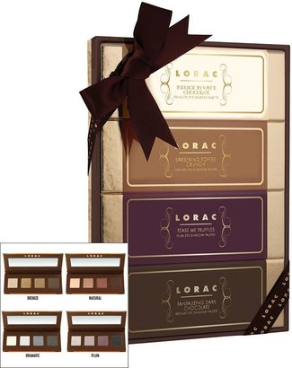 LORAC sweet temptations natural eyeshadow palette set - limited edition