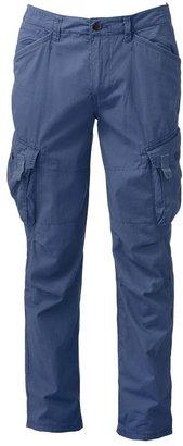 Helix TM slim fit cargo pants - men