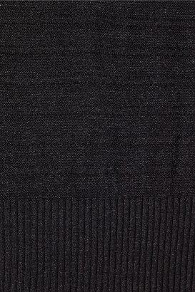 Alexander McQueen Knitted silk dress