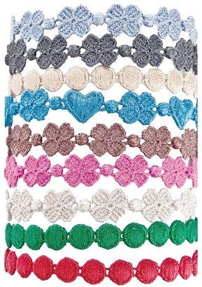 Cruciani set of bracelets