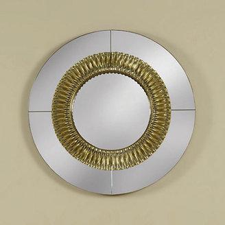 Gump's Brass Ring Mirror