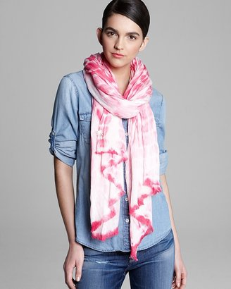 Juicy Couture Tie-Dye Scarf