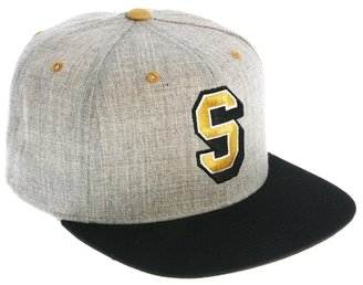 Stussy Classic Super S Snapback Cap