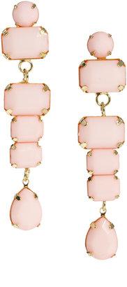 Asos Opaque Drop Earrings