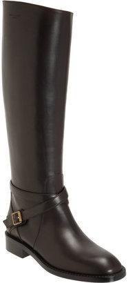 Saint Laurent Cavalière Buckle Boot