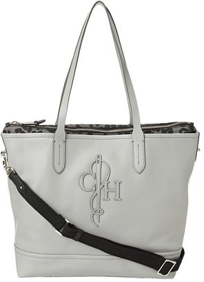 Cole Haan Belport Tote (Paloma Grey) - Bags and Luggage
