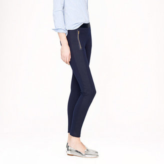 J.Crew Tall paneled Pixie pant with zip pockets