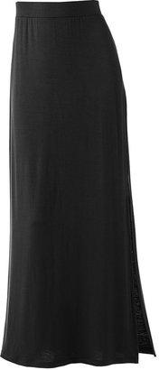 Apt. 9 solid maxi skirt