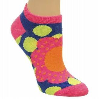 Famous Footwear Women's Neon Floral 6 PK