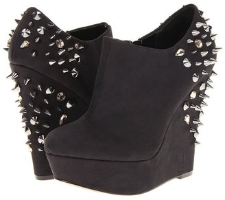 Luichiny Yet To Be (Black) - Footwear