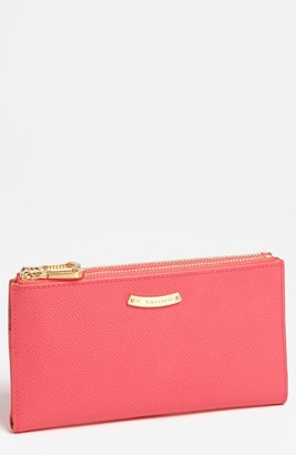 T Tahari Double Zip Wallet, Large