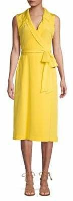 Diane von Furstenberg Augusta Silk Wrap Dress