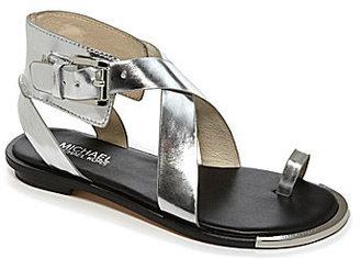 MICHAEL Michael Kors Calder Toe-Ring Sandals