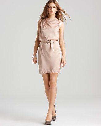"""Theory Elvinia"""" Belted Dress"""