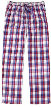 Gap Square plaid PJ bottoms