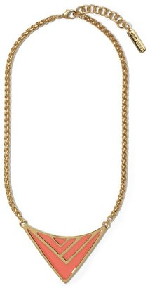 Vince Camuto Chevron Necklace
