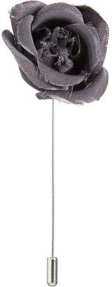 Lanvin Flower Tie Pin
