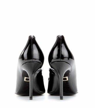 Roger Vivier Privilege leather pumps