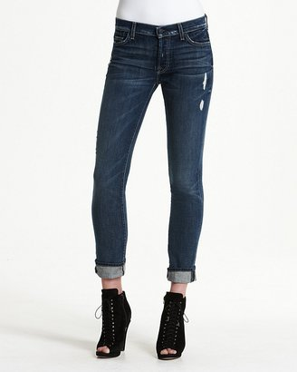 """7 For All Mankind Josefina"""" Relaxed Skinny Jeans in Vintage California Wash"""