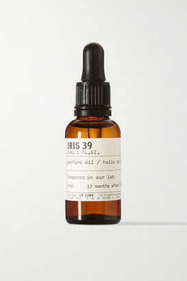Le Labo Iris 39 Perfume Oil, 30ml - Colorless